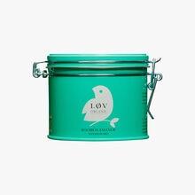 Rooibos Amande boîte métal Lov Organic