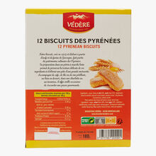 Pyrenees biscuits with fresh eggs Védère