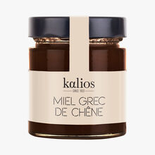 Greek oak honey Kalios