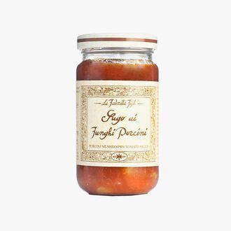 Sauce tomate aux cèpes La Favorita