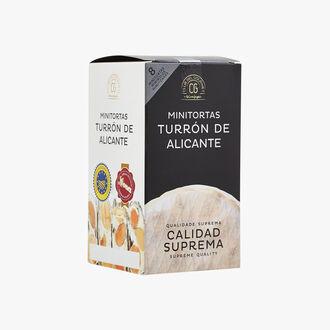 8 Mini galettes de Touron d'Alicante Club del Gourmet