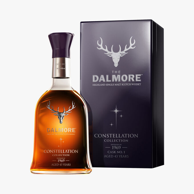 Whisky The Dalmore Constellation 1969 The Dalmore