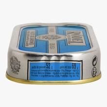 Filets de sardines à l'huile d'olive sans peau et sans arêtes Rödel