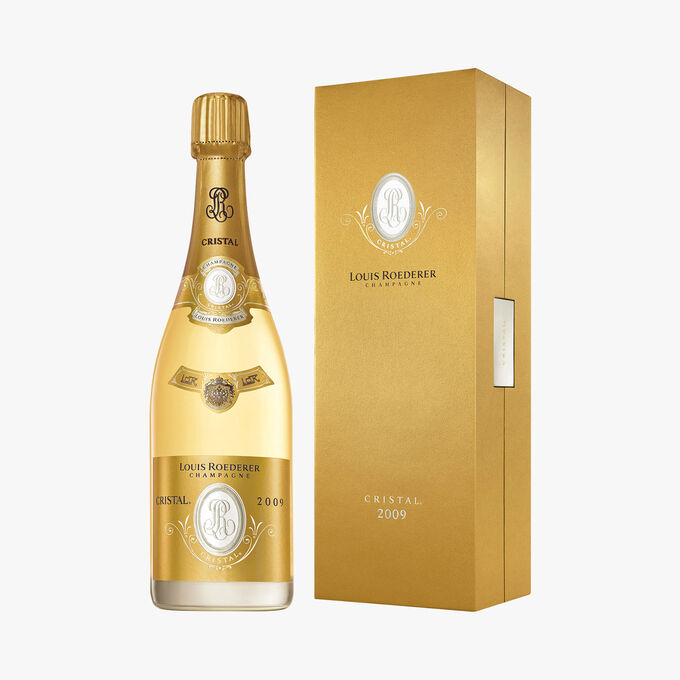 Louis Roederer Champagne, Cristal 2009 Louis Roederer