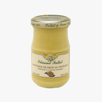 Dijon mustard with white wine Fallot