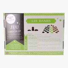 Chocolate draughts   Daniel Mercier