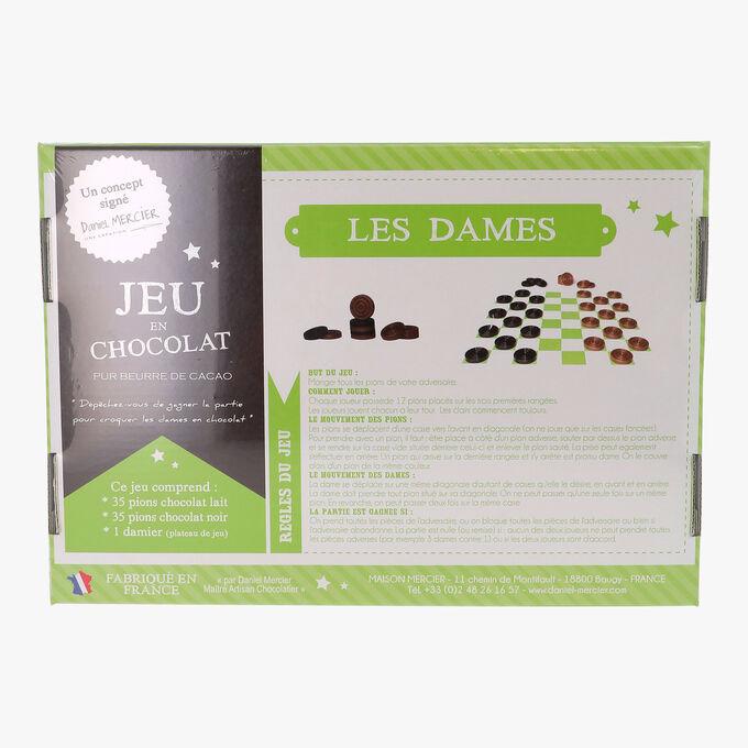 Jeu Les dames en chocolat Daniel Mercier