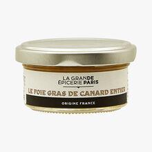 Whole duck foie gras La Grande Épicerie de Paris