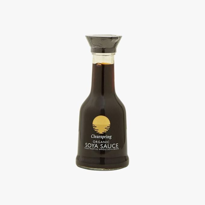 Sauce soja biologique Clearspring