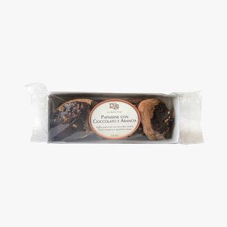 Chocolate orange biscuits Rau