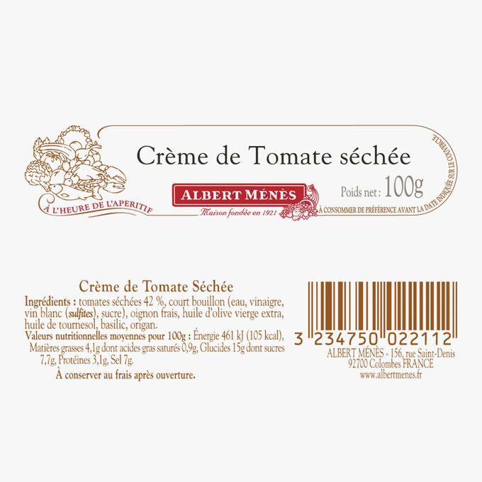 Sundried tomato sauce Albert Ménès