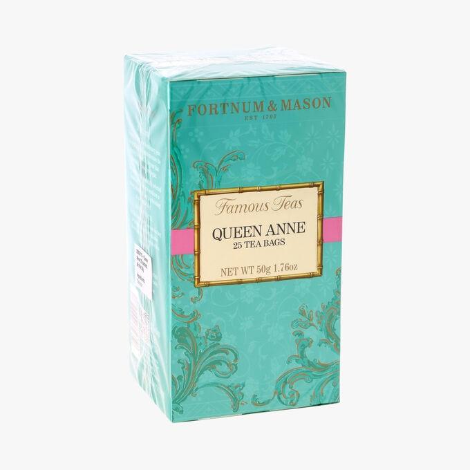 Queen Anne - 25 sachets de thé Fortnum & Mason's