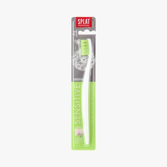 Toothbrush for sensitive teeth, medium bristles Splat