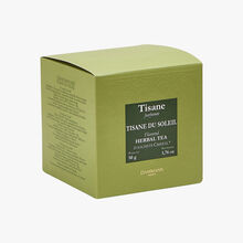 Tisane parfumée Tisane du Soleil - Boîte de 25 sachets Dammann Frères