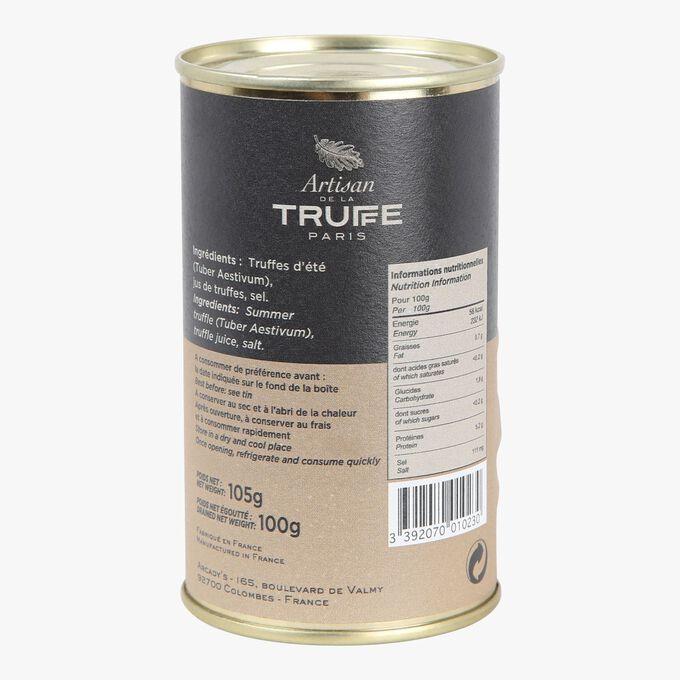 Minced summer truffle Artisan de la truffe