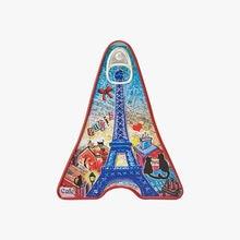 Caramels beurre salé - mini boîte fer « Tour Eiffel » La Maison d'Armorine