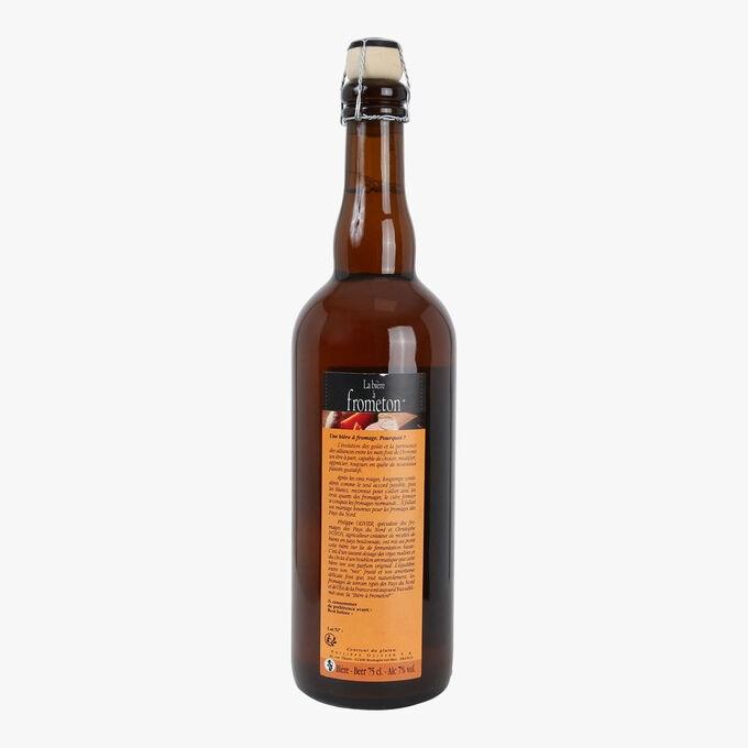 Bière à frometon Christophe Noyon