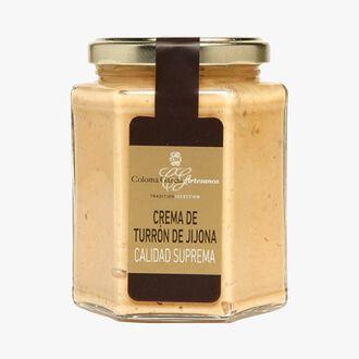 Crème de turrón de Jijona Coloma Garcia