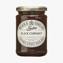 Blackcurrant extra jam Wilkin & Sons