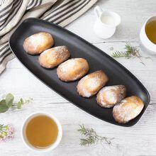Madeleines à l'huile d'olive Recette proposée par La Grande Épicerie de Paris