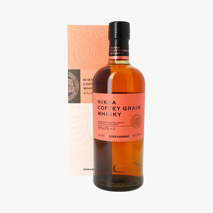 Whisky Nikka coffey grain Distillerie Nikka Whisky
