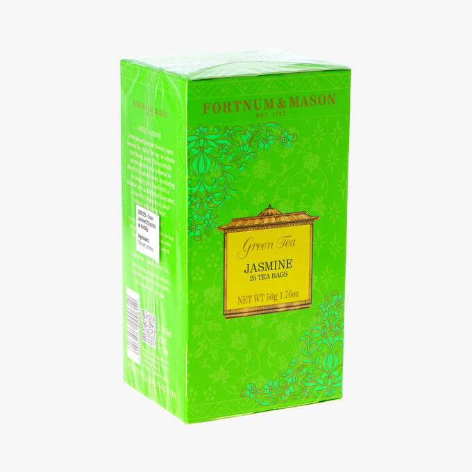 Thé vert - Jasmine - 25 sachets de thé Fortnum & Mason's