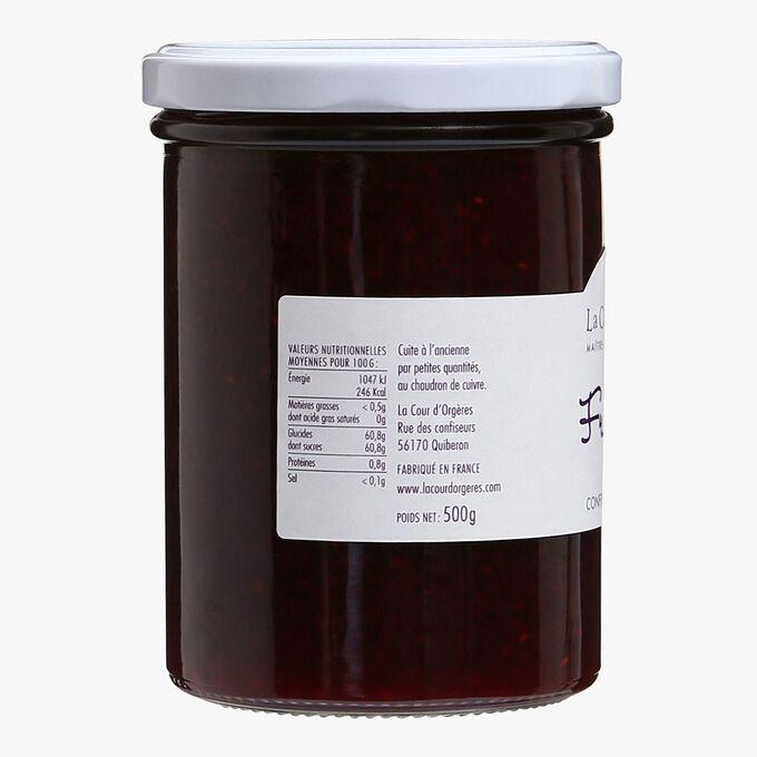 Raspberry extra jam  La Cour d'Orgères