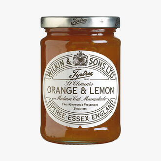 Medium-cut orange and lemon marmalade Wilkin & Sons