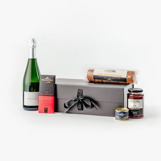French tradition gift box null