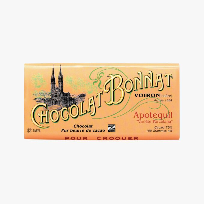 Chocolat Apotequil Bonnat