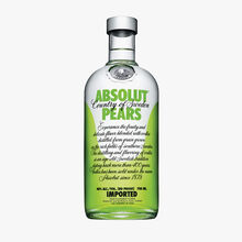 Absolut Pears Vodka Absolut