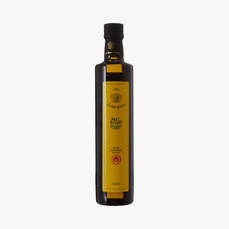 Huile d'olive Monti Iblei AOP vierge extra Villa Zottopera