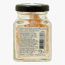 Pastilles au miel de France et citron Hédène