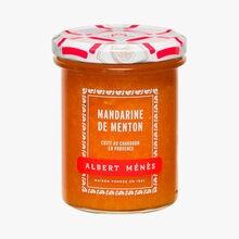 Menton mandarin marmalade Albert Ménès
