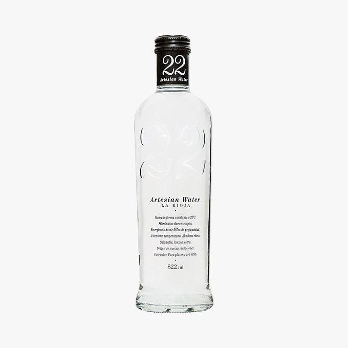 22 natural mineral water 22