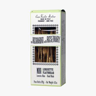 Mini flatbreads with rosemary Casa Vecchio Mulino