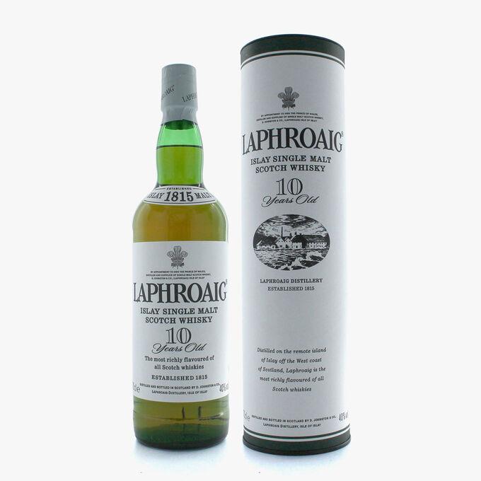 Laphroaig 10 Year Old Whisky Laphroaig