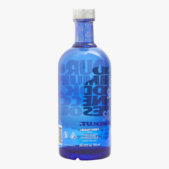 Absolut Vodka, New Year edition Absolut