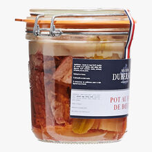Beef pot-au-feu Maison Dubernet