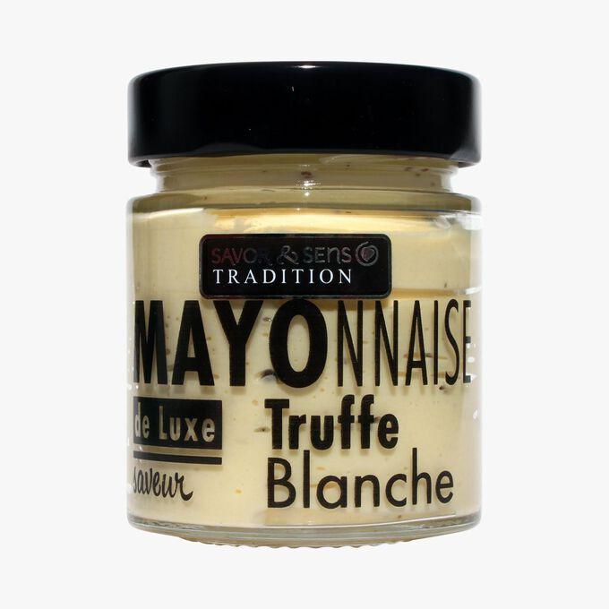 Mayonnaise saveur truffe blanche Savor & Sens