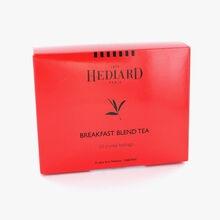 Breakfast tea – 20 teabags Hediard
