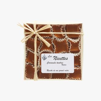 Caramels tendres Les Nicettes