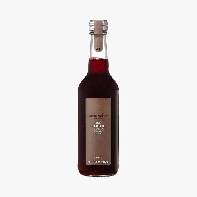 Morello cherry juice Alain Milliat