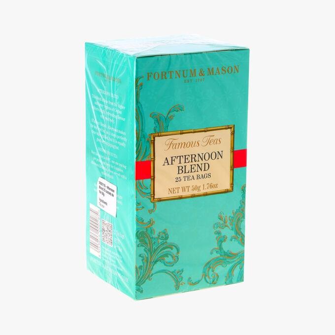 Mélange d'après-midi - 25 sachets de thé Fortnum & Mason's