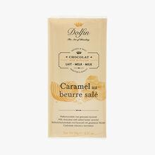 Chocolat au lait - Caramel au beurre salé Dolfin