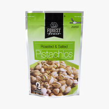 Toasted and salted pistachio nuts Forest Feast