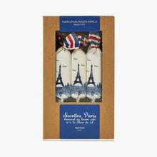 Paris lollipops - Salted butter caramel and fleur de sel Skendy
