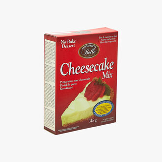 Cheesecake mixture Mississippi Belle
