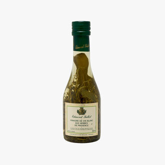 White wine vinegar, 7 % acidity, with herbes de Provence Fallot