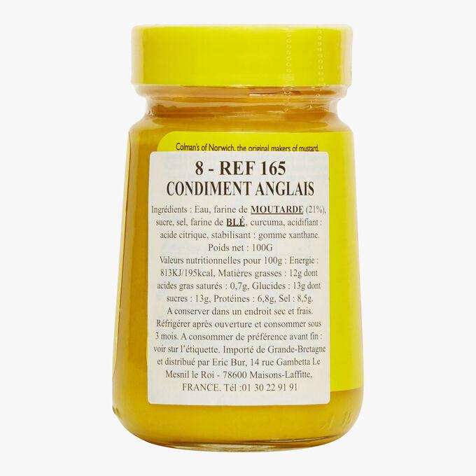 English condiment Colman's